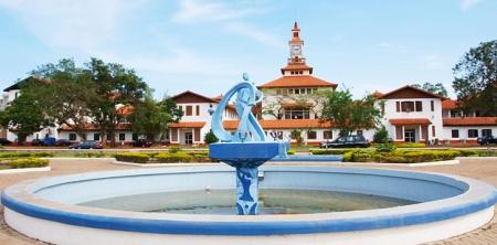 08 Balme Library at the University of Ghana — Accra, Ghana