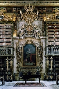 09 General Library at University of Coimbra — Coimbra, Portugal b