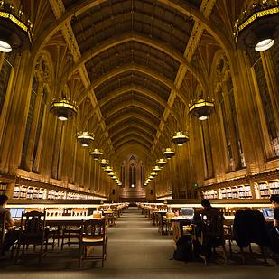 10 Suzzallo Library at University of Washington, Seattle — Seattle, Wash.