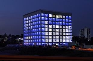 16 Stuttgart City Library — Stuttgart, Germany