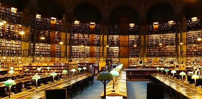 17 National Library of France — Paris, France