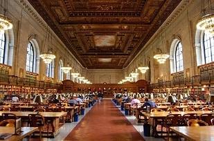18 New York Public Library — New York, N.Y. b