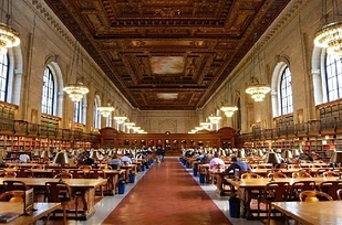 18 New York Public Library — New York, N.Y. b