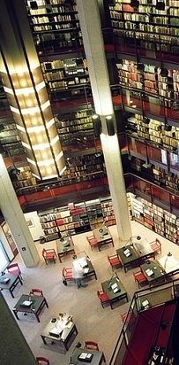 19 Thomas Fisher Rare Book Library at University of Toronto — Toronto, Canada