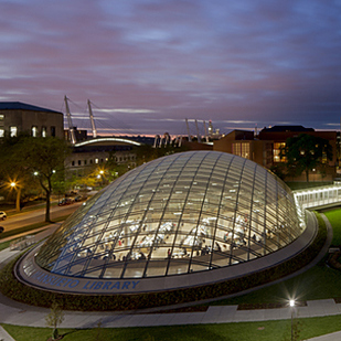 20 Joe & Rika Mansueto Library at the University of Chicago — Chicago, Ill.