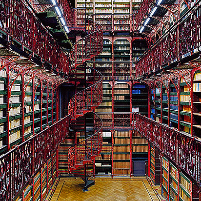 27 Library of the Dutch Parliament — The Hague, Netherlands b