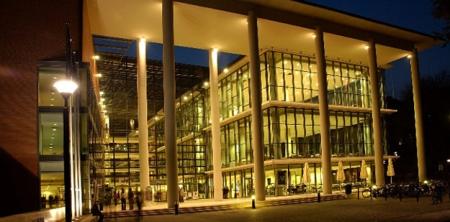 36 József Attila Study and Information Centre at University of Szeged — Szeged, Hungary