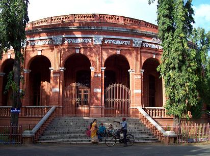 40 Connemara Public Library — Chennai, India b