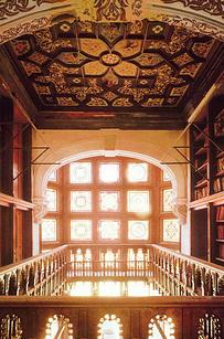 40 Connemara Public Library — Chennai, India