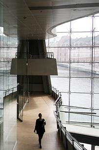41 The Royal Danish Library — Copenhagen, Denmark b