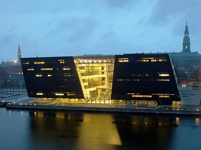 41 The Royal Danish Library — Copenhagen, Denmark