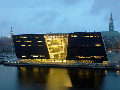 41 The Royal Danish Library — Copenhagen, Denmark