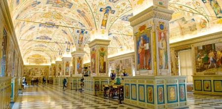 42 Vatican Library — Vatican City