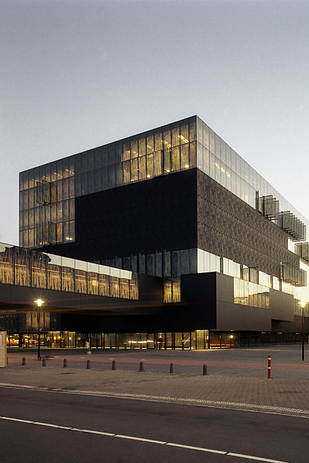 48 Library at Utrecht University — Utrecht, Netherlands