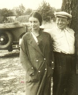 Αντωνίνα Πιρόσκοβα και Ισαάκ Μπάμπελ