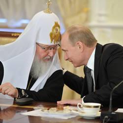 Встреча В.Путина с представителями всех традиционных конфессий страны