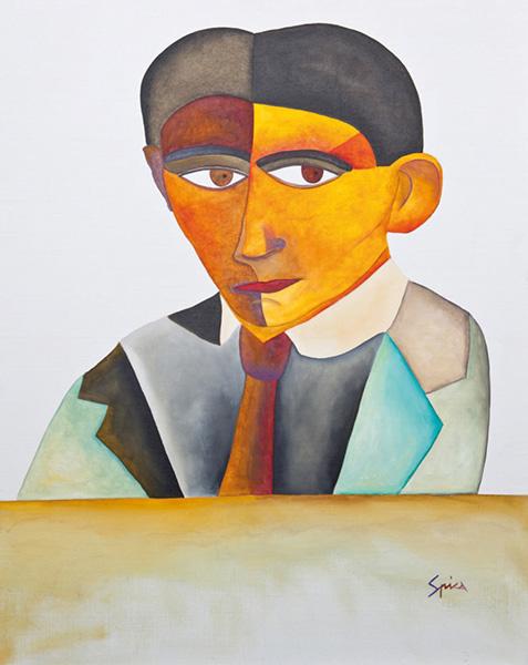 Franz Kafka διά χειρός Pietro Spica