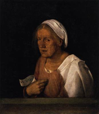 Giorgione, Col tempo