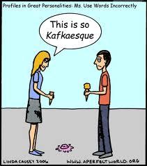 kafkaesque