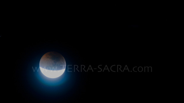 """Frame from the short film """"Terra Sacra Time Lapses"""" by Sean F. White"""