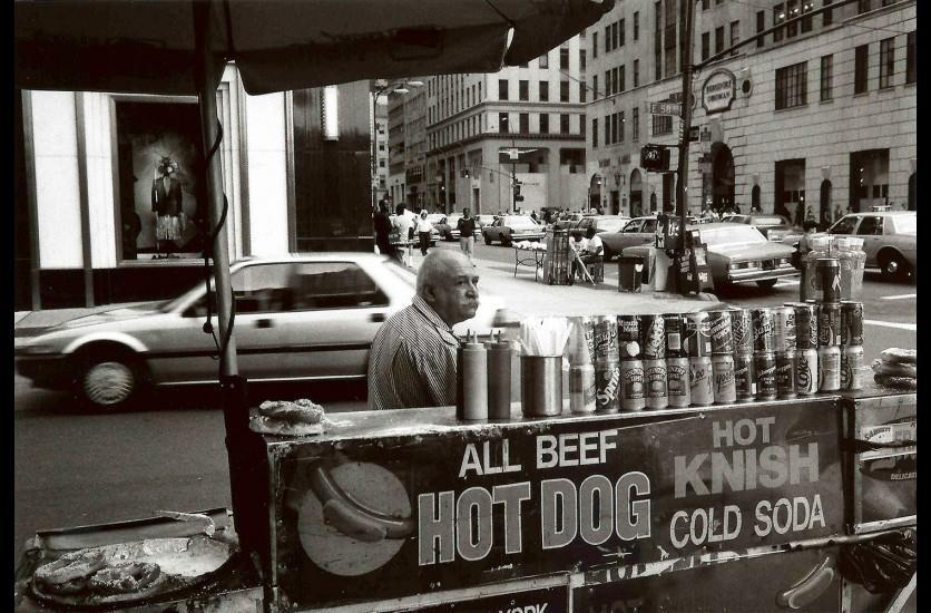 Έλληνας μετανάστης, Νέα Υόρκη, 1971