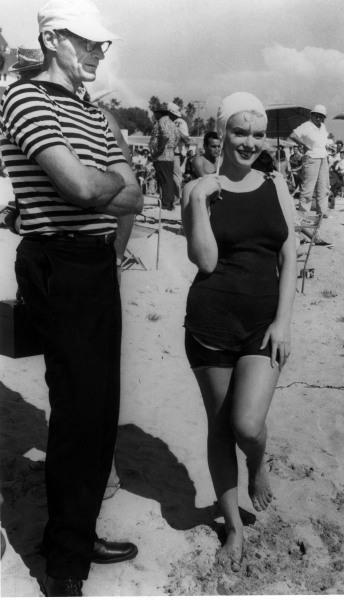Arthur Miller, Marilyn Monroe