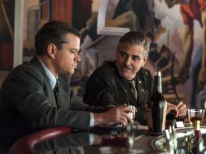 Clooney-Damon