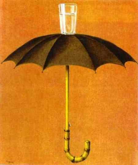 Οι διακοπές του Χέγκελ — Ρενέ Μαγκρίτ, 1958
