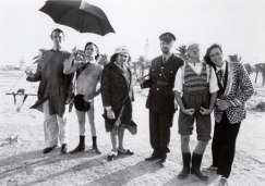 Monty Python — John Cleese, Terry Gilliam, Terry Jones, Graham Chapman, Michael Palin and Eric Idle.