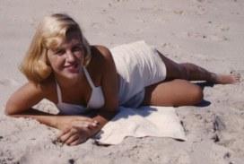 Sylvia Plath (ca 1953)