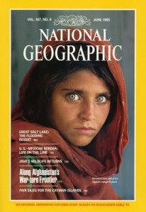 afghani girl-mccurry