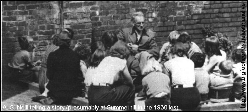 A.S. Neill (1883-1973) (3/6)