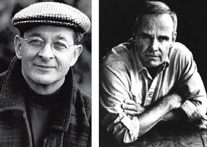 Peter Nadas και Cormac McCarthy