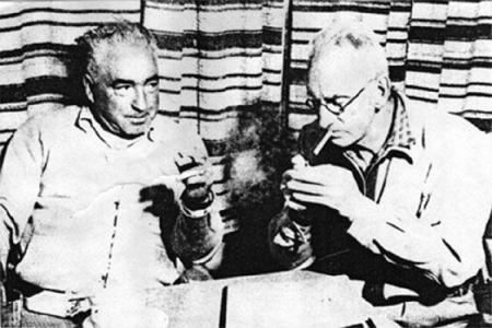 Wilhelm Reich και Alexander Sutherland Neill