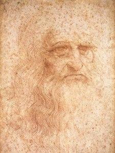 Αυτοπροσωπογραφία του Da Vinci