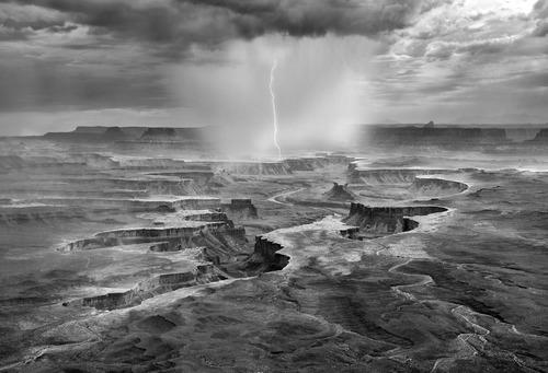 White Rim Storm