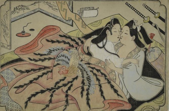 Σεξ και ηδονή στην ιαπωνική τέχνη (5/6)