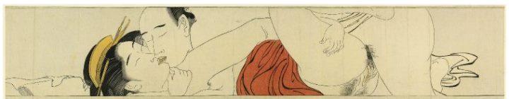Σεξ και ηδονή στην ιαπωνική τέχνη (3/6)