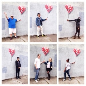 Banksy NYC 6th Band Aid Balloon Girl 6 Up
