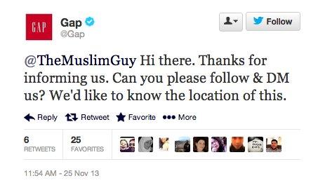 gapresponse
