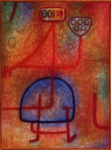 Paul Klee, Η ωραία κηπουρός