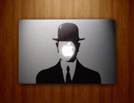 Son of Man Vinyl Laptop or MacBook Decal by Nave Designs