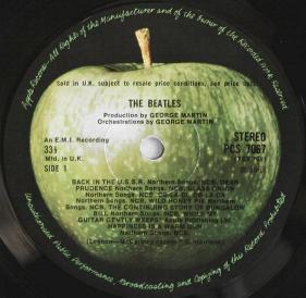 Beatles' record label
