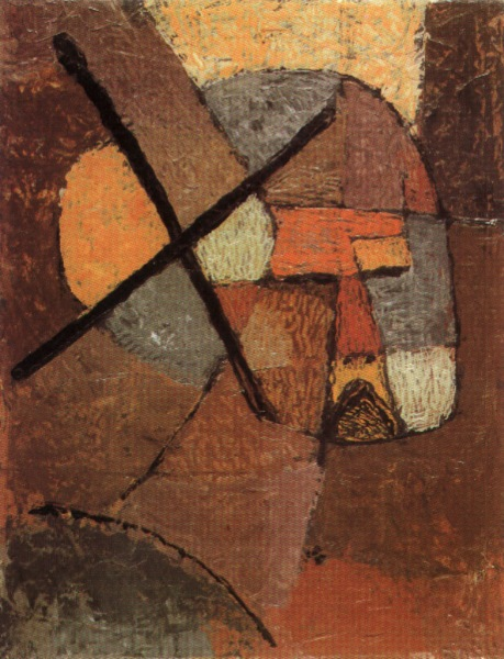 Paul Klee, Struck from the List (1933)