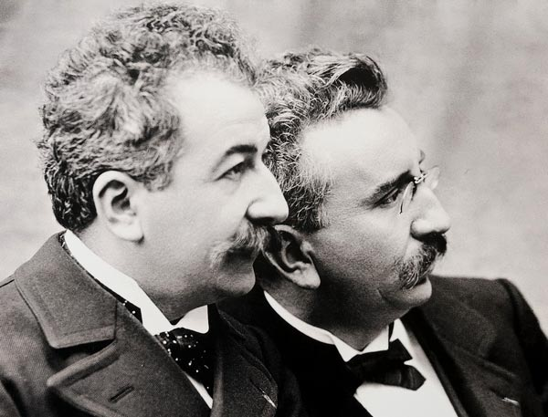 Οι αδελφοί Lumière