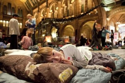 museum-sleepover