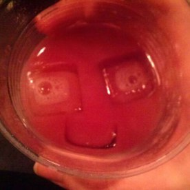 smiling-face-in-drink-ice-cubes