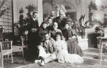 Η οικογένεια Μπενάκη στην Αλεξάνδρεια