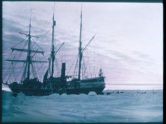 Το Endurance στην Ανταρκτική