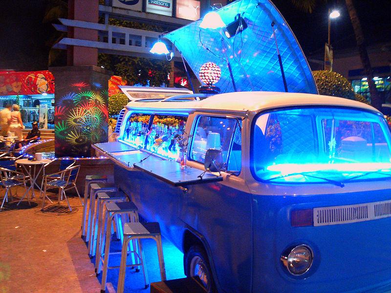 bar stin Taylandi